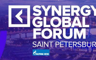 JAMADU na Synergy Global Forum / Sankt Petersburg 2019